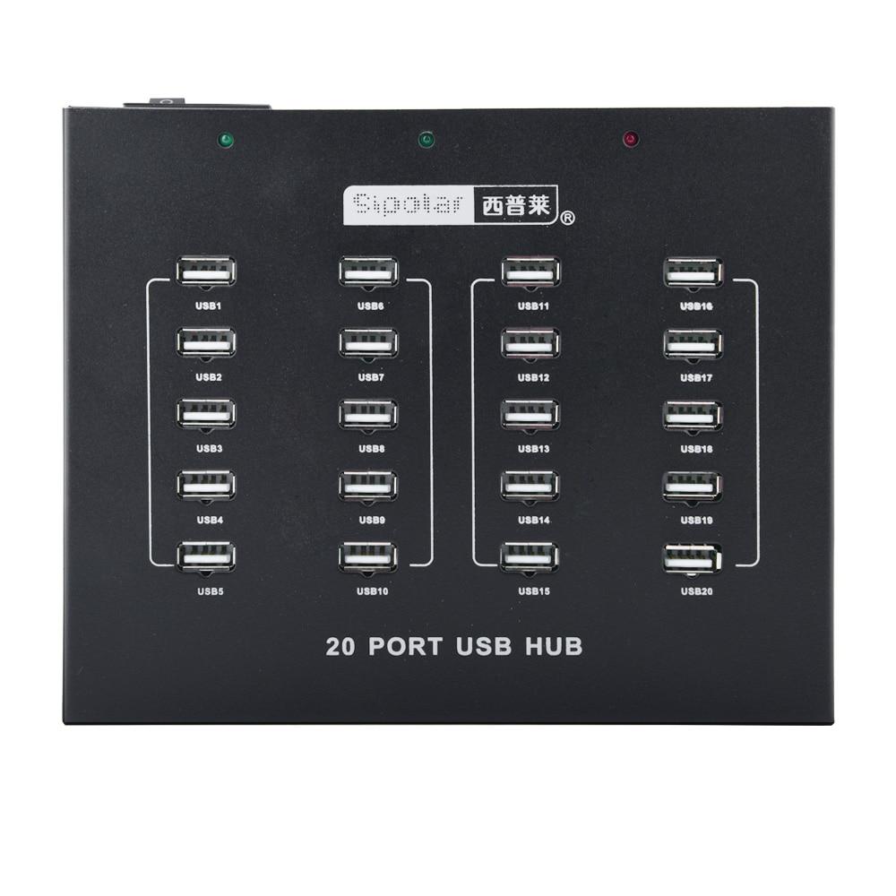 Police Body Camera,High power 20 port USB 2.0 HUB supply 5V/1A per port for 3g modem police pl 12921jsb 02m