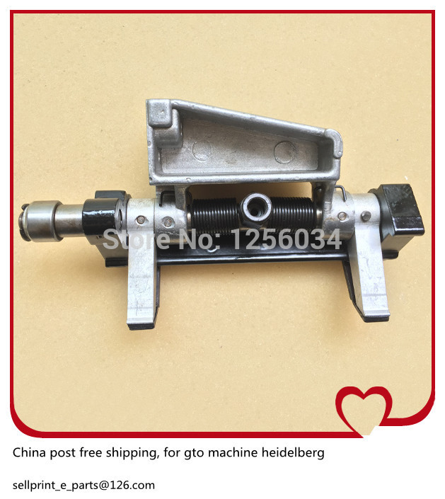 China post free shipping feed gripper assembly for gto Heidelberg GTO machine spare parts jbl gto 6528
