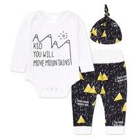 INS Fashion Baby Boys Clothing Newborn Infant Set Cotton Long Sleeve Boys Suit Fashion Baby Clothes