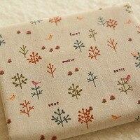 Hojas de tela de lino de algodón tela de lino puro