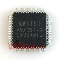 RM5101 RM51O1 puce LCD SMD QFP48 carte mère puce