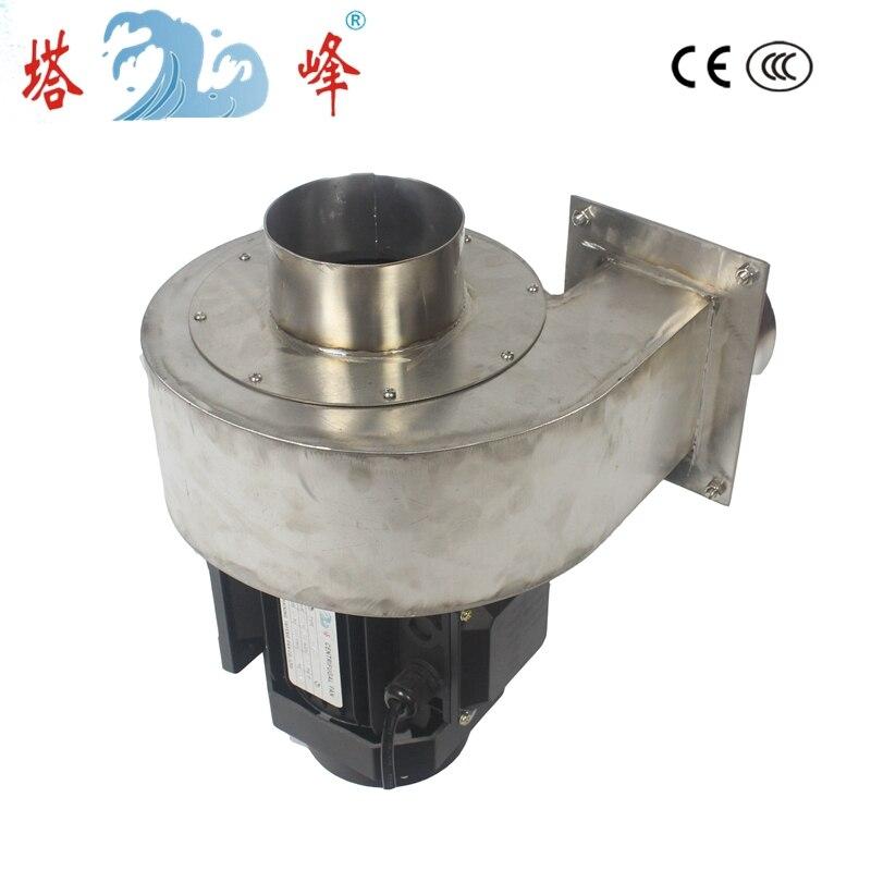 370w-os kicsi ipari, 100 mm átmérőjű cső maratott gázelszívó - Elektromos kéziszerszámok - Fénykép 4