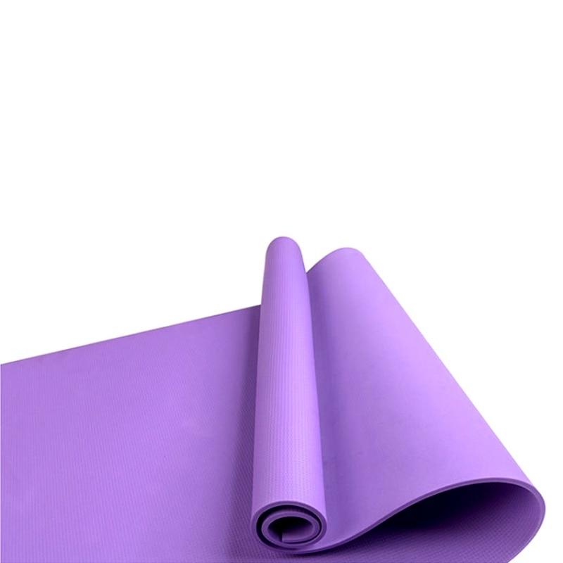 2018 Ny 4 Utility Yoga Mat Non-slip tykkelse Pad Sammenfoldelig - Fitness og bodybuilding - Foto 5
