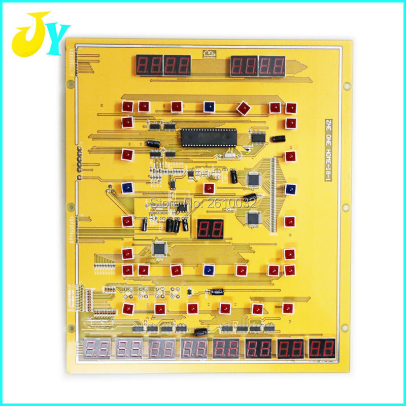 1pcs Classic Mario Game PCB for one arm bandit Casino Slot Game Board for Arcade Game