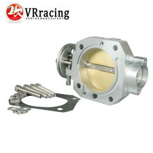 VR RACING-FREE SHIPPING NEW THROTTLE BODY FOR HONDA B16 B18 D16 F22 B20 D/B/H/F THROTTLE BODY 70MM EF EG EK DC2 H22 D15 D16