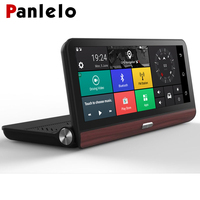 Panlelo Android GPS Navigation Android 5.0 7.84 inch 1280*400 3G / 4G HD 1080P GPS with Camera for Chery Tiggo for Sonata 2018