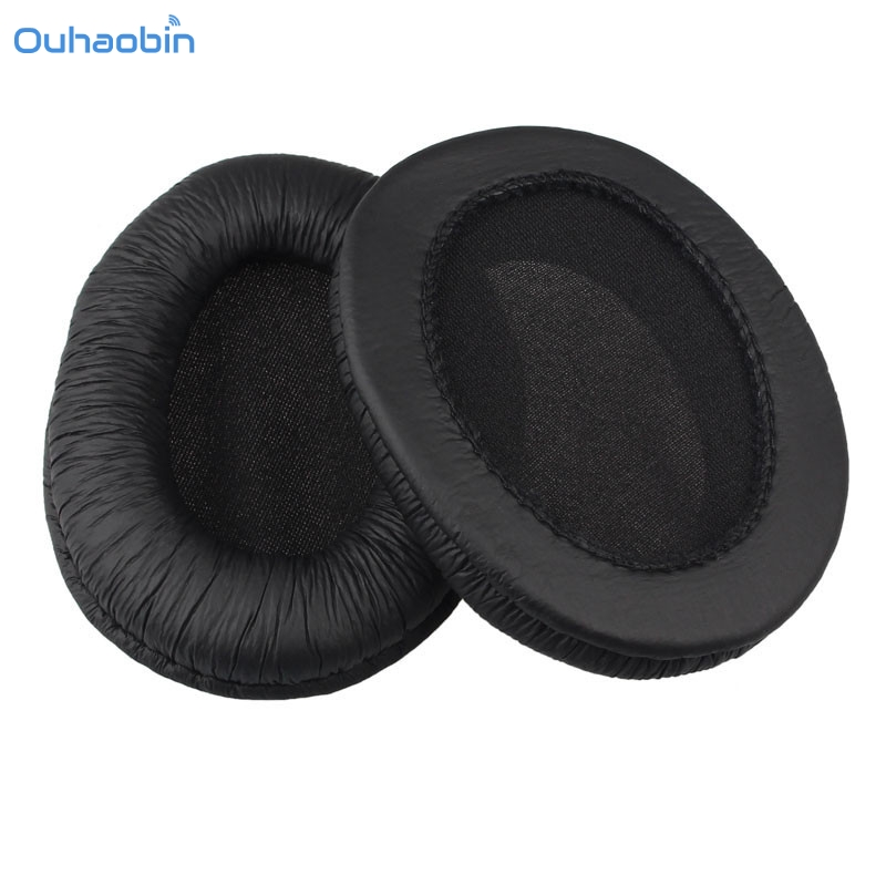 Ouhaobin Hot Popular Replacement Ear Pads Cushions for Bose QuietComfort 1 QC1 Headphones Black Earpads DropShipping Sep11