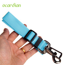 Fashion Heaven Creative Hot! Vehicle Car Seat Belt Seatbelt Harness Lead Clip Pet Cat Dog Safety  Sep6