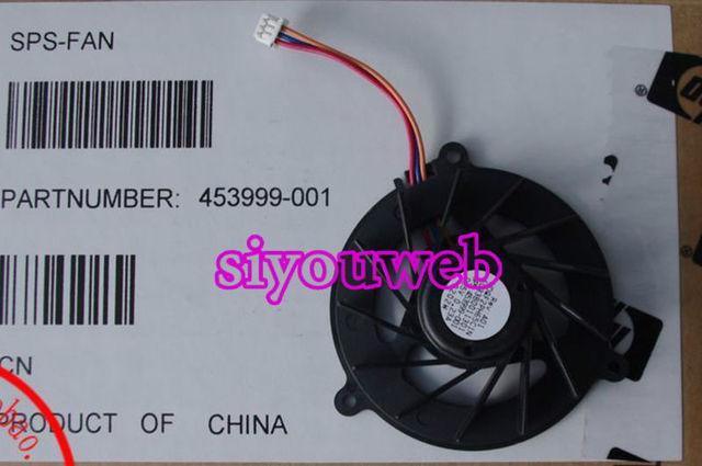 NOVO PARA HP 2210B B1200 Laptop cpu cooling fan 453999-001, FRETE GRÁTIS