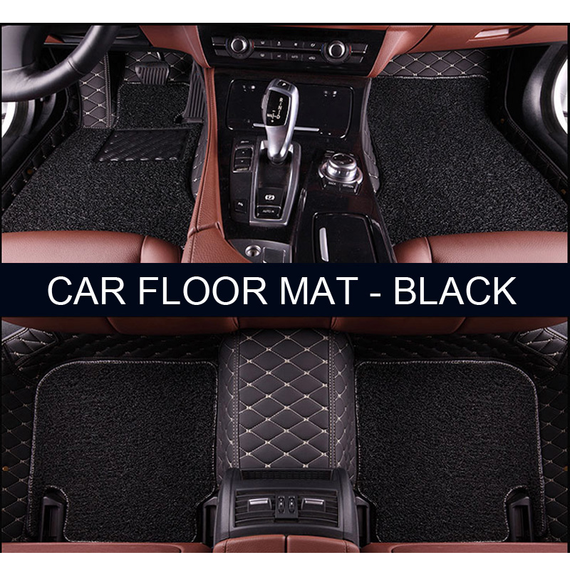 Special Custom Made Car Floor Mats For Kia Sorento Sportage Optima K5 Forte  Cerato K3 Cadenza Waterproof Leather Carpet Liners In Floor Mats From ...