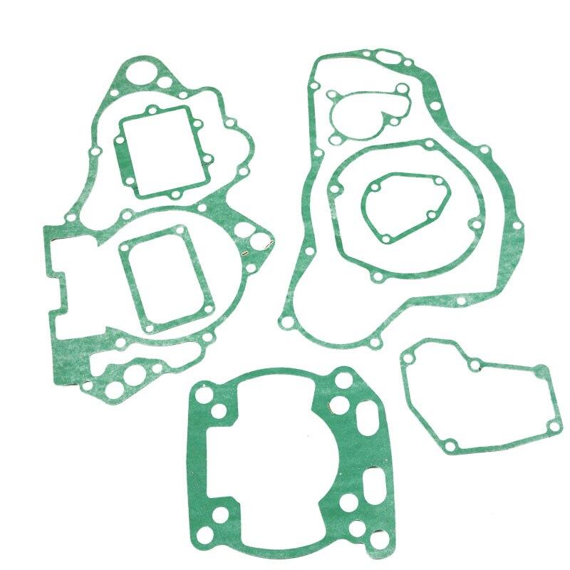 Pour les joints de moteur de moto SUZUKI RM250 RM 250 2001-2005 comprennent un Kit de joints de cylindrePour les joints de moteur de moto SUZUKI RM250 RM 250 2001-2005 comprennent un Kit de joints de cylindre