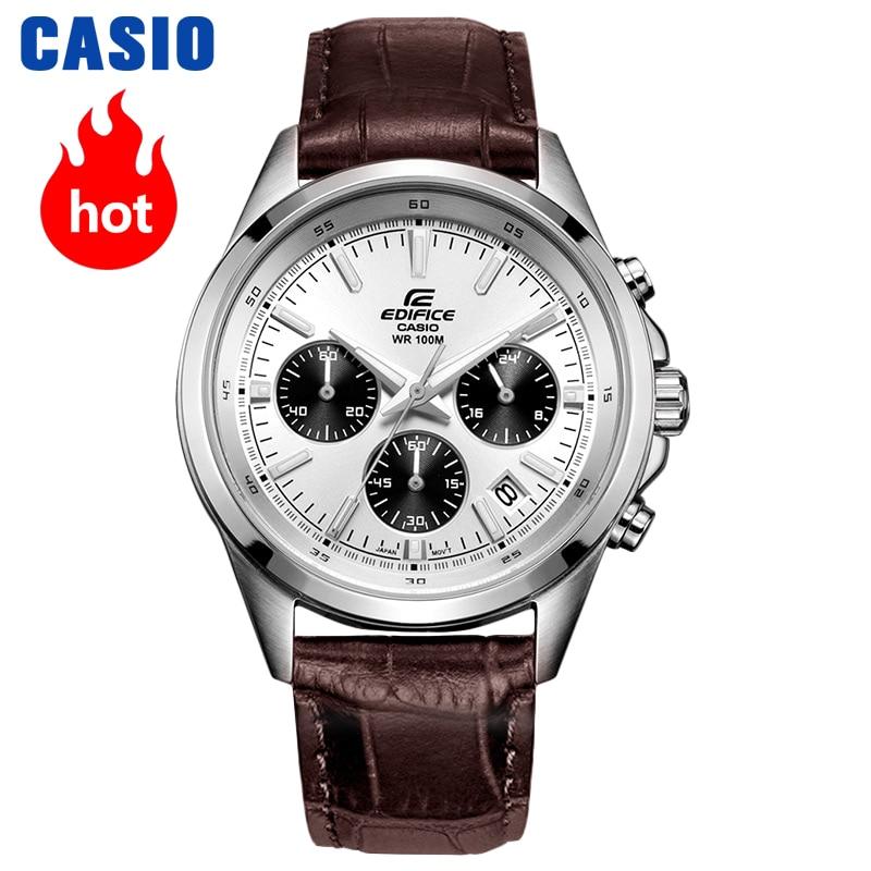 Casio watch Men's watch business casual waterproof quartz male watch EFR-527D-2A EFR-527D-7A EFR-527L-1A EFR-527L-7A EFR-548D-7A casio efr 546c 2a
