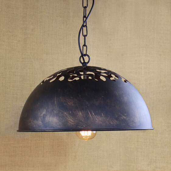 ФОТО American Industrial Vintage Edison Pendant Lamp Metal Chain Droplight Fixtures For Bar Cafe Hanging Lamp Lustres De Sala