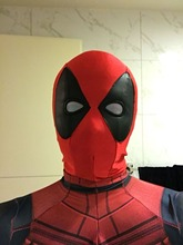 Deadpool Red Mask