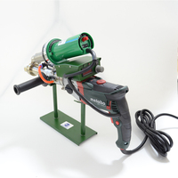 SWT NS610A Extrusion Weld tools for welding pe pp pvc plastic sheets