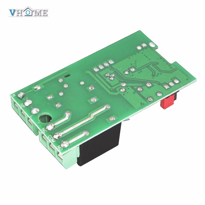 Touch the remote controller 220V receiver5