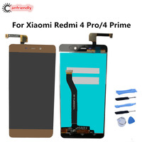 Display Touch Screen For Xiaomi Redmi 4 Pro 4 Prime LCD Replacement Digitizer Assembly For Xiaomi