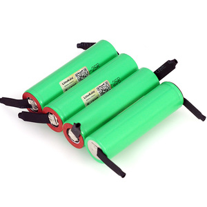 Image 5 - LiitoKala 3.7V 18650 2500mAh batterie INR1865025R 3.6V décharge 20A batteries dédiées + bricolage feuille de Nickel