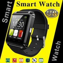 2016 wie Neue Verkauf Bluetooth Smart Uhr Sportuhr Tragbare Geräte Fitness Sleepping Tracker Smartwatch Für android 2.3 Und Bis
