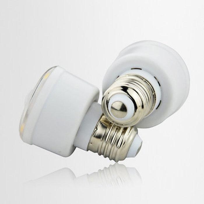PIR Auto Infrared Motion Sensor E27 3w 10 LED Lamp Energy Saving Warm Light