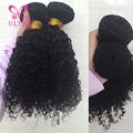 Rosaqueen Hair Products 8A Cheap lima peru Peruvian Kinky Curly Hair 3pcs/lot Sunny Queen Afro Kinky Curly Virgin Hair Weaves