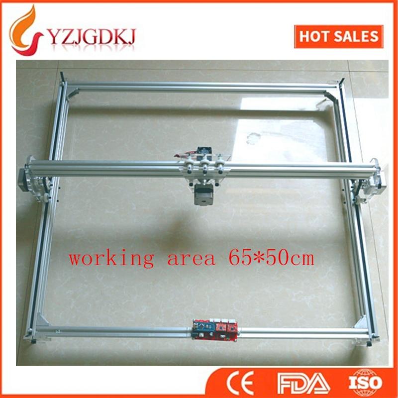 benbox 3000mw laser engraving machine cutting maching laser engraver big working area 65 50cm support laser