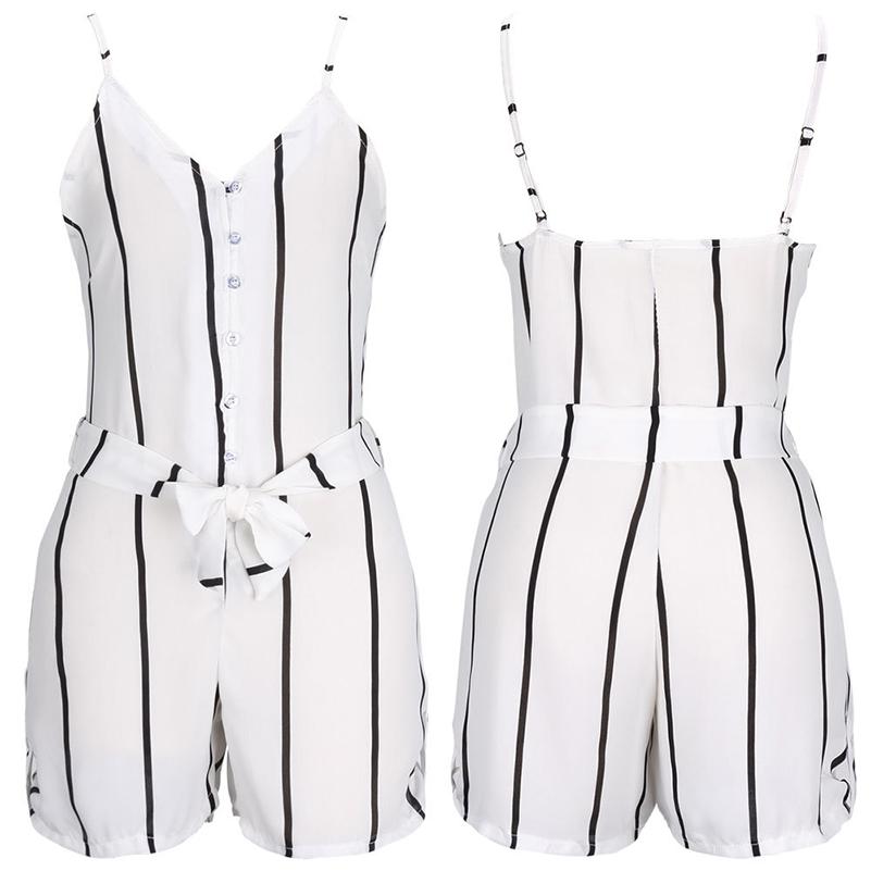HTB1CXcCRXXXXXcAXFXXq6xXFXXXb - Sexy Black and White Striped Playsuit Summer PTC 147