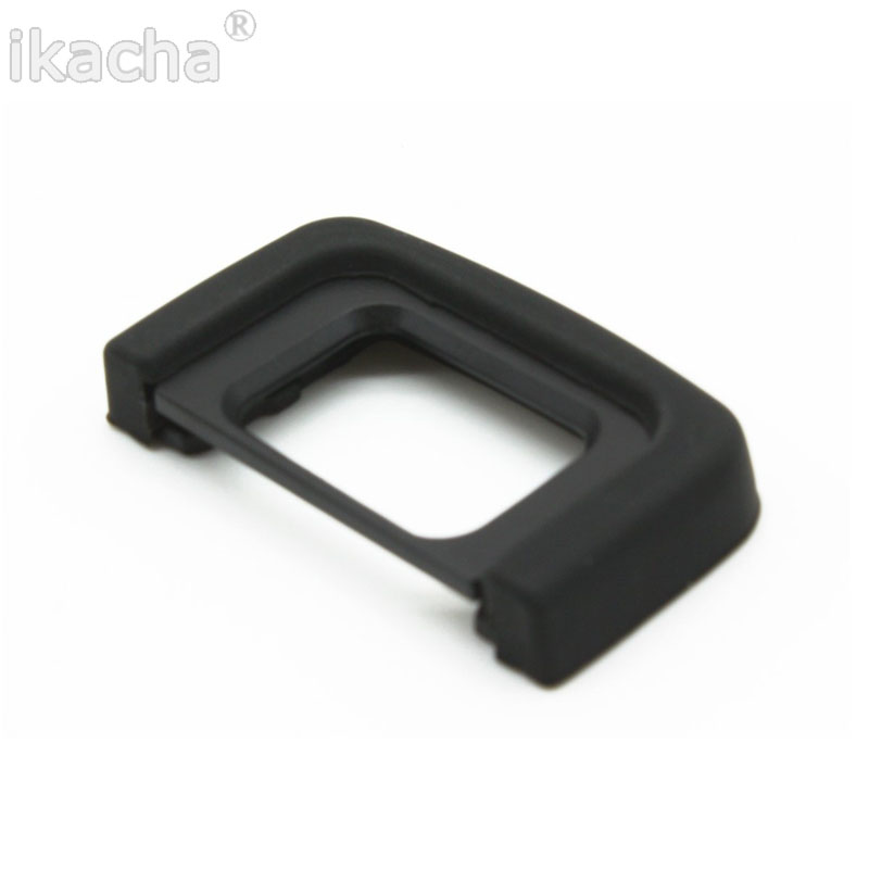 10 Pcs New DK-25 Rubber Eyecup Viewfinder Eyepiece For Nikon D5500 D3300 D3200 D3100 D3000 D5300 D5200 D5100 D5000 DSLR Camera