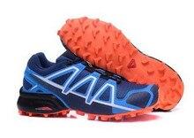 Мужская Беговая спортивная обувь; Мужская обувь; zapatos hombre; Кроссовки Zapatillas 4; цвет черный, желтый, синий, оранжевый; европейские размеры 40-46