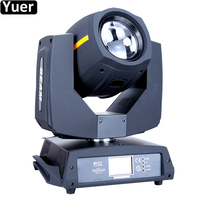 Professional LED Beam Moving Head 5R Beam 200W Touch Screen Beam Sound Active 16/20 Channels For Show Music Large Concert