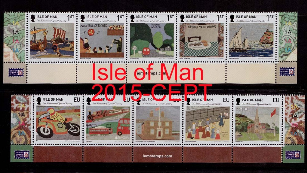 10 pieces/set Isle of Man postage stamps 2015 Europa CEPT Old Toys chinese chronological stamps 2006 23 the four treasures of the study a full set of a total of 4 pieces of special stamps