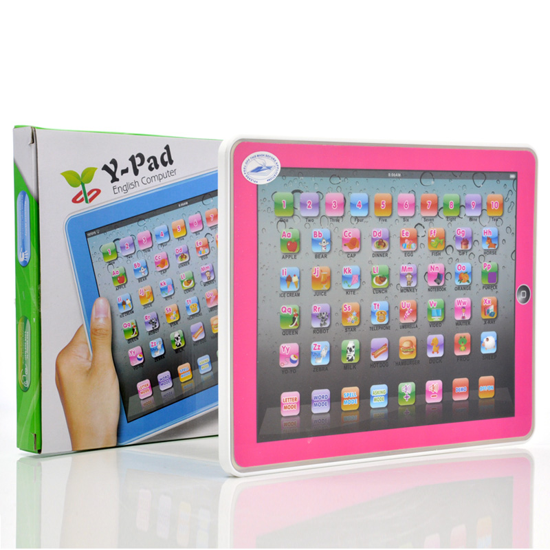 English Language Learning Y Pad Children's Computer ...