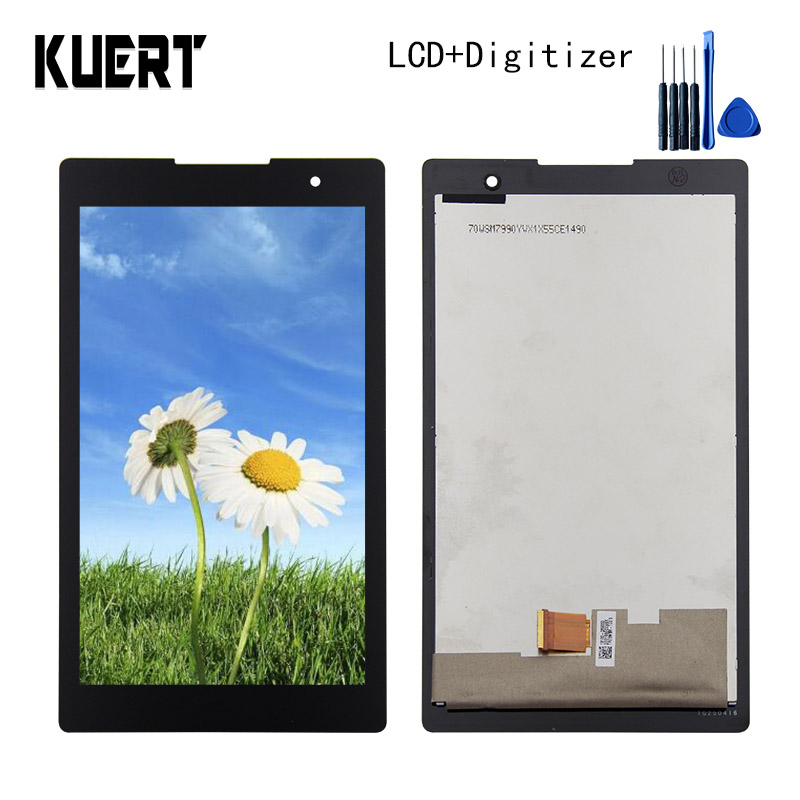 For Asus ZenPad C 7.0 Z170 Z170CG Z170MG P01Y P01Z LCD Display Touch Screen Digitizer Glass Assembly + Free Tools