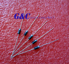 100pcs 1N4007 Diode MIC DO-41 1A 1000V Rectifie Diodes new good quality 50 pcs db3 db 3 do 35 trigger diodes