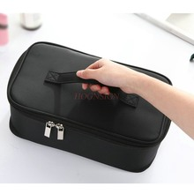 Large capacity portable simple travel multi functional cosmetics professional cosmetic