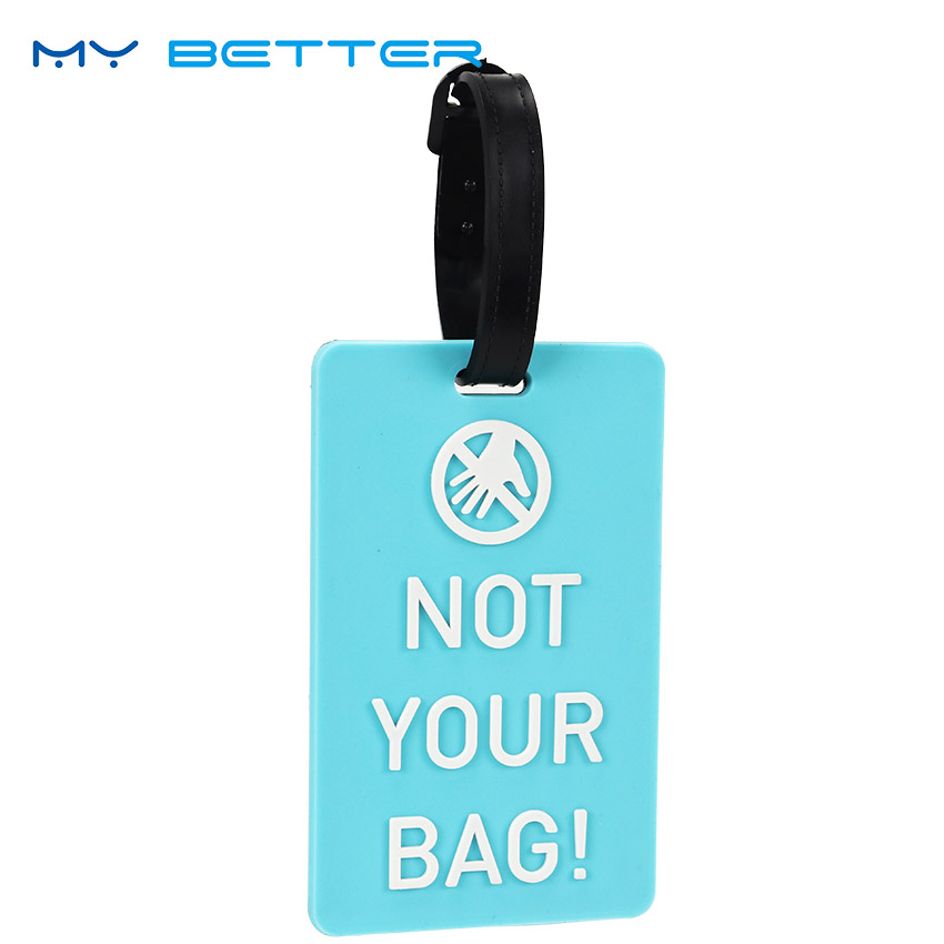 PVC Travel Accessories Luggage Label Straps Suitcase Name ID Address Tags Baggage Boarding Tag Luggage Tags soavita soavita полотенце andrea цвет желтый 70х120 см