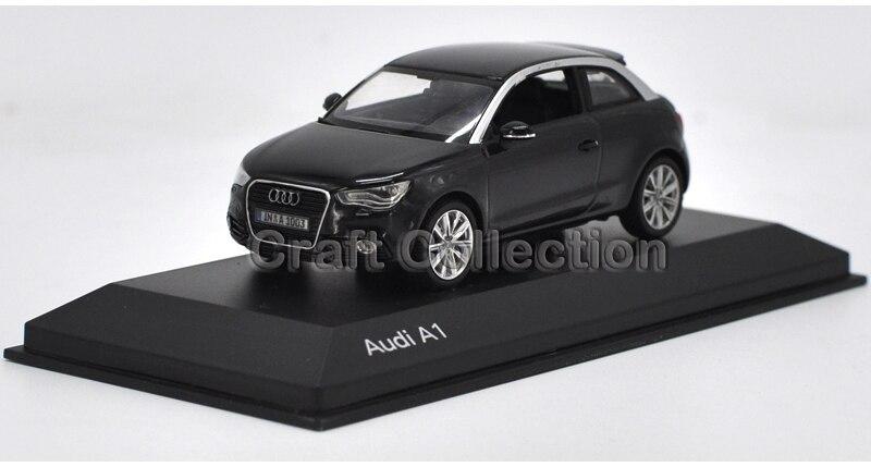 Black 1:43 A1 Minicar Diecast Classic Toys Replica Luxury Collection Miniature Minicar