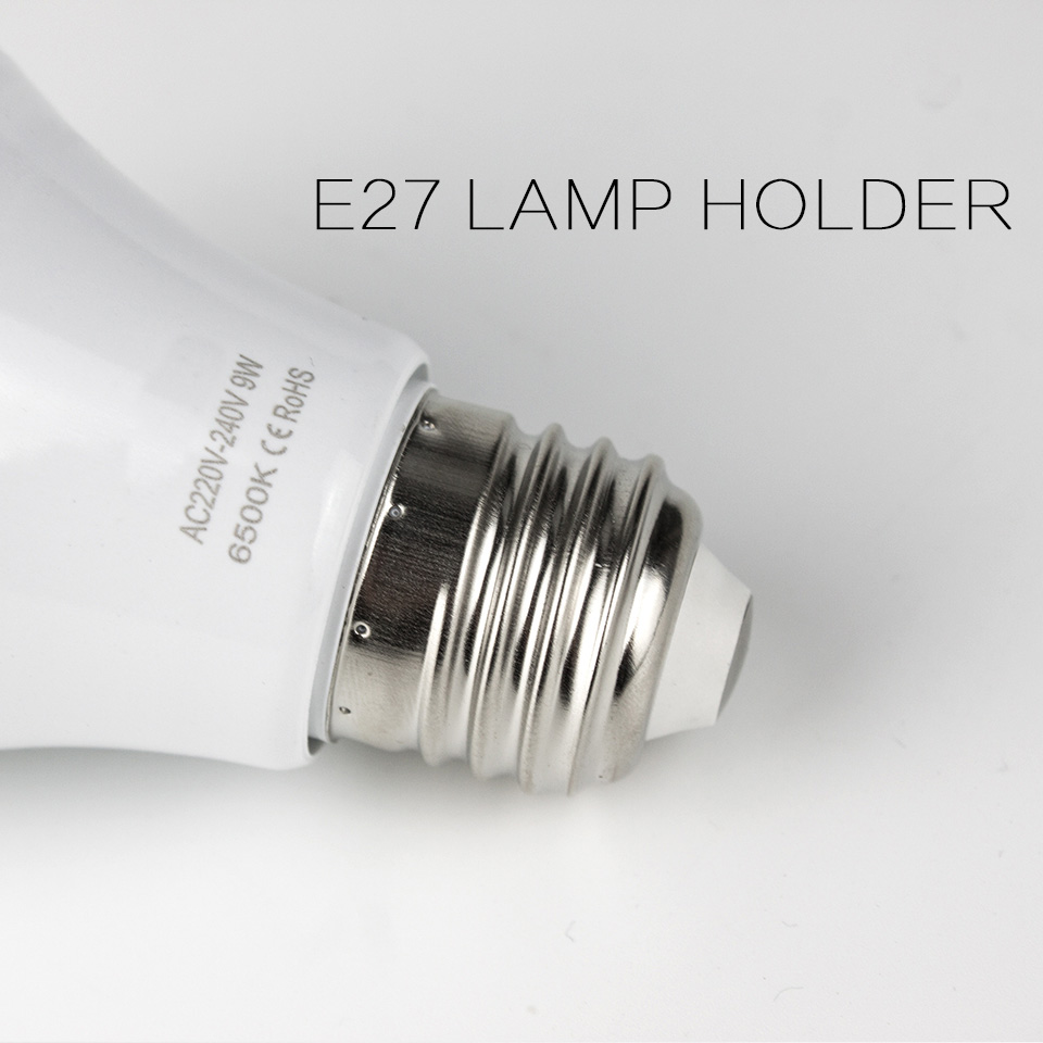 1pcs High Power Led Lamp E27 5W 7W 9W 12W 15W LED Light Bulb Bombilla Led Lamp 220V Spotlight Lampada Bulb Leds Light For Home in LED Bulbs Tubes from Lights Lighting