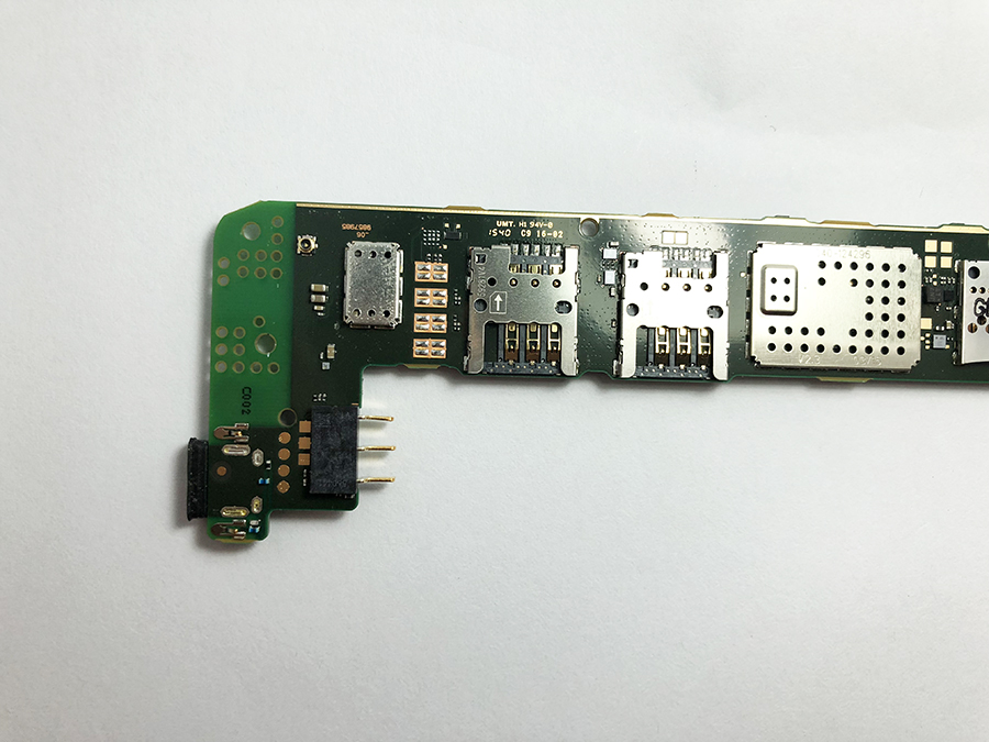 Tigenkey Original Unlocked For Microsoft Lumia 640 Motherboard Test 100%  For Nokia 640 RM-1077 Motherboard Dual Simcard (Hot Discount 11 11 / Double