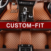 New Arrival Custom Fit Car Floor Mats Specially For Ford S Max Fusion Mondeo Focus Edge