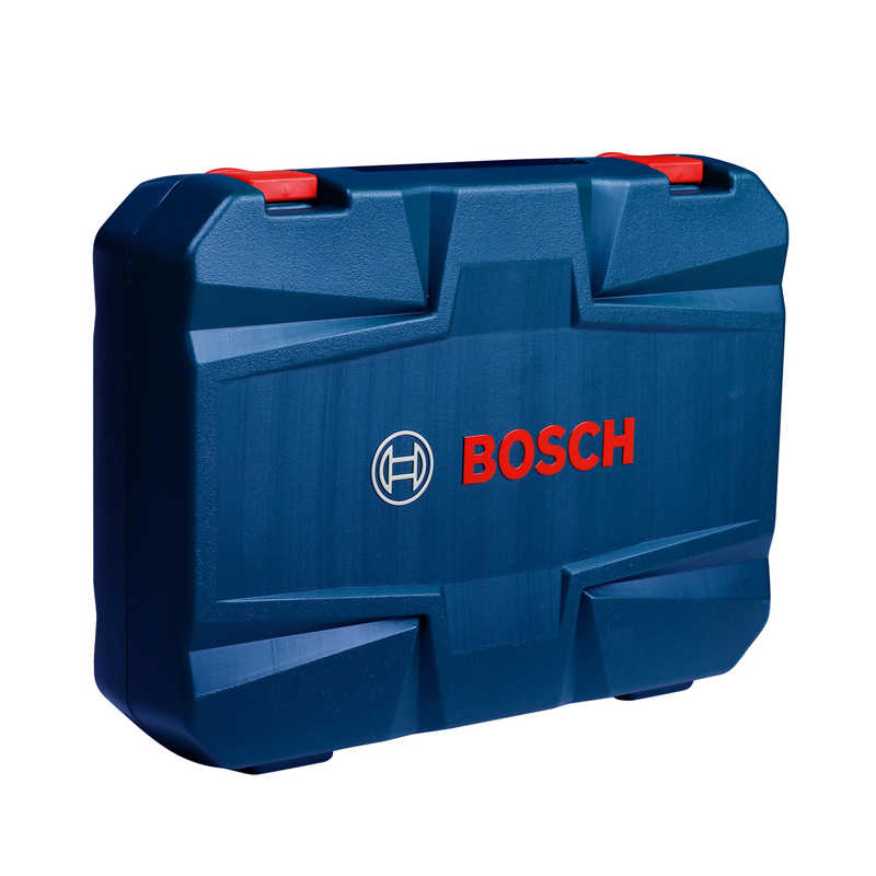 Caja de Herramientas Bosch para el hogar, juego de 108 piezas, juego de herramientas manuales, utensilio doméstico, accesorios, juego de herramientas múltiples