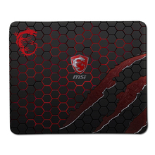 Cool Design Hot Sale MSI Large Gaming Mouse Pad Rubber Durable Mat for Computer Mousepad for LOL Dota CS GO mouse gamer muismat