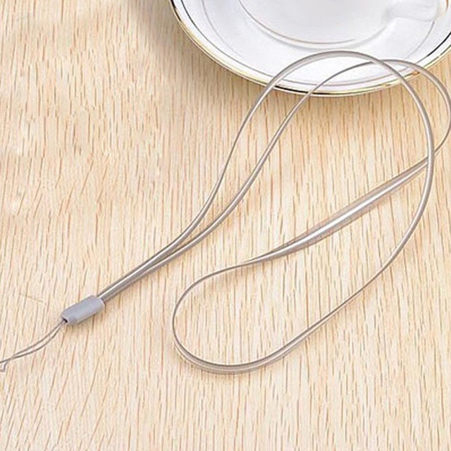 Adjustable Neck Lanyard Hanging Rope for Phone Samsung Camera USB Flash Drives Keys ID Card Keychain Cords Strap Phone Decor 60%