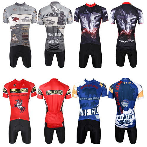 Paladin Summer Cycling Jersey Men's Cycling Wear Short Sleeve Bike Team Jerseys Sports Bicycle Clothes Outdoor Riding Racing meilunna christmas black friday customize movie hockey jerseys mighty ducks 2 team rival iceland team 9 gunnar stahl jersey