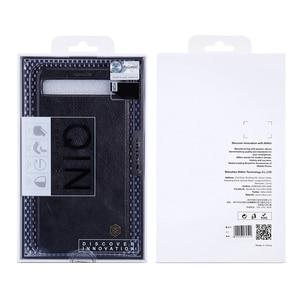 "Image 5 - Nillkin สำหรับ Sony Xperia 1 สำหรับ Xperia 10 10 Plus Vintage Qin Ultra พลิกฝาครอบหนัง PU กรณีช่องใส่การ์ด 6.5 ""6"""