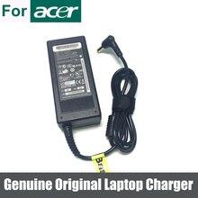 אמיתי מקורי 65W 19V AC מתאם מטען נייד אספקת חשמל עבור Acer Aspire 5742ZG 5750 5750G 5750TG 5750Z 5750ZG