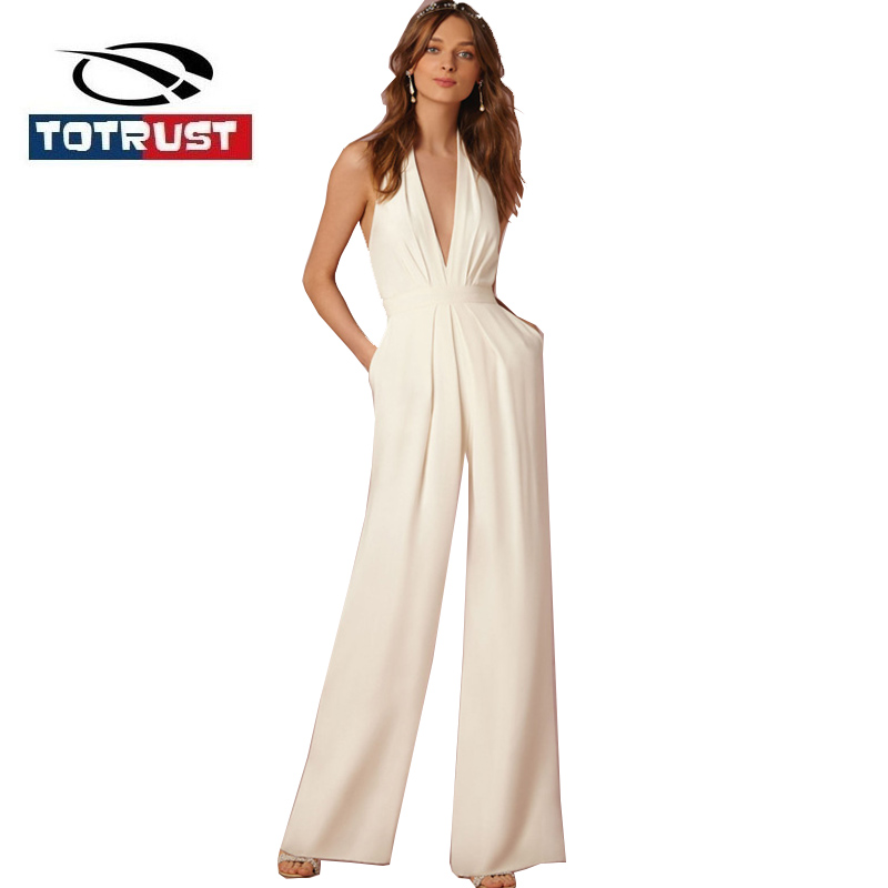Compare Prices on White Jumpsuit for Women- Online Shopping/Buy ...