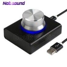 Nobsound mini USB Regolatore di Volume Senza Perdita di Regolazione VOL Per Tablet PC Altoparlante Del Computer Audio