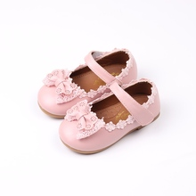 Bow-knot Lace Baby Party Shoes