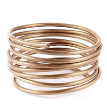 2M 6.56Ft Long 3mm Dia Red Copper Refrigeration Coil Tube Coiled Tubing Wire Plumbing Hoses